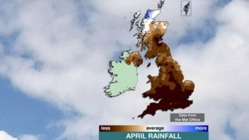 BBC: UK drought on the way?