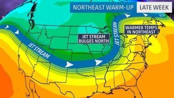 Major End Of April Storm: Denver Snow, DC, Philly 90s, Major Severe Outbreak In Between…