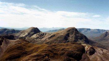 Climb of Maol Chean Dearg (2nd in Torridon, 21st munro)