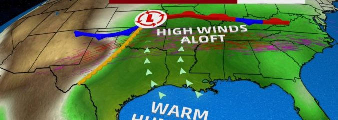 Record heat and severe weather headline the Memorial Day weekend