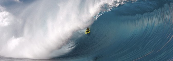 TWC: Monster 64-Foot Wave Measured by New Buoy in Southern Ocean