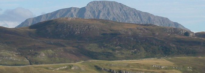 500-mile drive & climb of Ben Hope (Most northerly munro!)