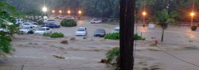 TWC: Tropical Development? Gulf Coast Heavy Rain Threat, Regardless, Including Drought-Suffering Florida