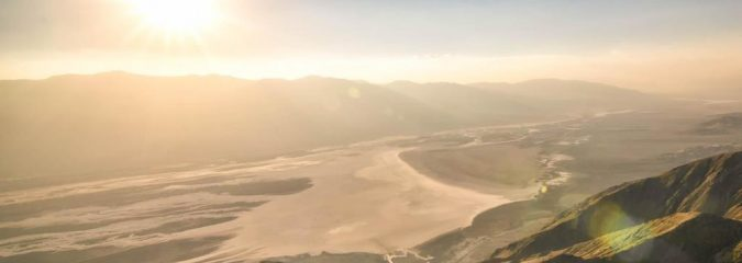 Palm Springs, CA ties June record 3 times in a week! Death Valley tops 120° 9 straight days