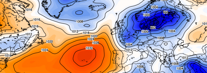 Classic British Summer: Hot and sunny last week, Cool and wet this week!