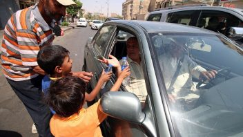 Baghdad, Iraq nears all-time record with high of 50.2C