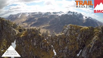 The Aonach Eagach (Glen Coe): Most challenging, thrilling, scary and exciting of all
