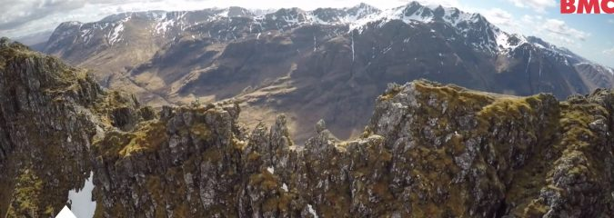 The Aonach Eagach: Most challenging, thrilling, scary and exciting of all