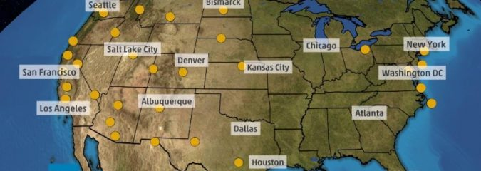 Mid-Summer Report Card: Where Heat Is Setting Records and Where Has It Been Abnormally Wet or Dry