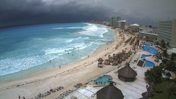 Franklin could become Atlantic's 1st hurricane of the season prior to Yucatan landfall tonight