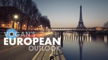 FRI 4 AUG: VOGAN'S EURO OUTLOOK