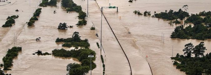 WU: Hurricane Harvey Sets Preliminary Tropical Cyclone Rainfall Record with More Than 64 Inches