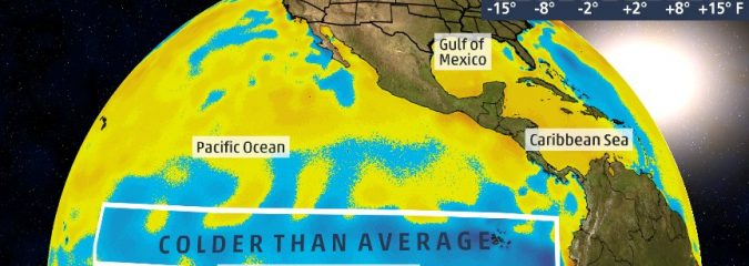 Classic La Nina October on the way for US with BIG late season in-close tropical threat…