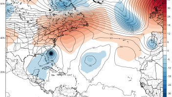 Could Hurricane Jose help snap NW Europe's weather rut? Better 2nd half to Sep?