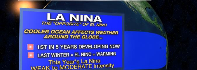 Long way out but CFSv2 calls a warm 'La Nina' winter ahead for Europe