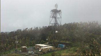 WU: Puerto Rico Radar Obliterated After It Takes a Direct Hit From Hurricane Maria