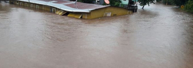 Nate kills dozens across Costa Rica, Nicaragua, Honduras, set to restrengthen over Caribbean hot tub!
