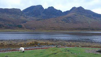 Final Climb of Year Ends With Stunning Bla Bheinn, Isle of Skye
