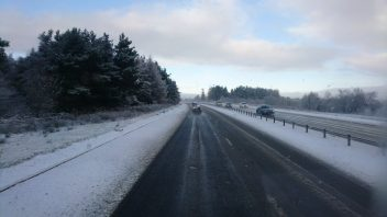 Widespread Snow to Be Followed by Cold Nights