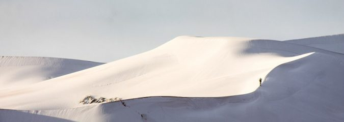 SNOW blankets the Algerian Sahara for 2nd year in a row
