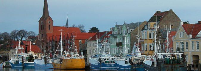 Denmark enjoys warmest January day