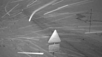 260 mph jet stream shortens flight times, brings disruptive snow to Scotland, Northern Ireland
