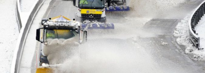 Heavy snow continues to cause problems across N Ireland, Scotland, More to come!