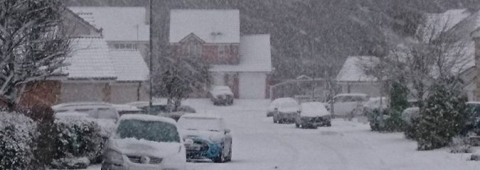 SCOT & UK: Snowy Sunday night/Monday to be followed by worse Monday night-Tuesday
