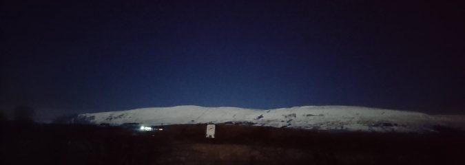 Cold Air + Moisture = Snow!