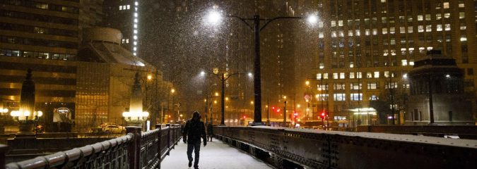 Long duration snowstorm could be Chicago's biggest in 3 years, maybe a top 10!