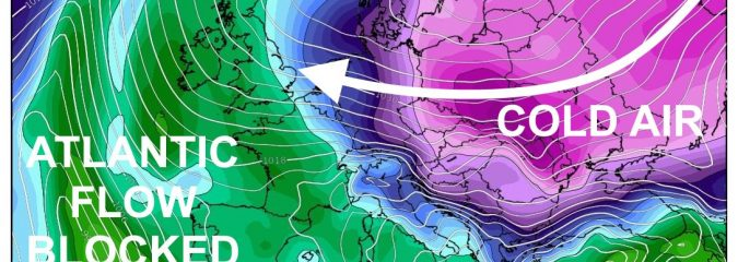 Europe Winter 2017-18: 'Relatively mild' Dec-Jan, Potentially 'very cold' late Feb, March!