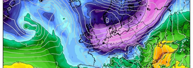 Beast From The East Part 2 Arrives This Weekend But Could UK's Coldest Air In 8 Years Visit Afterwards?