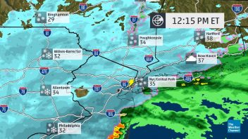 Storm Weary Northeast Prepare For 4th Nor'easter Within 2 Weeks