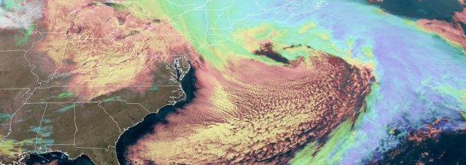 Blizzard Envelops Boston & Cape As 3rd Nor'easter Within 2 Weeks Slams New England