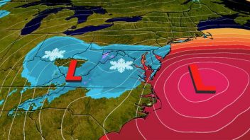 4th Nor'Easter In 3 Weeks Threatens Southeast Severe Wx, Another Northeast Snowstorm