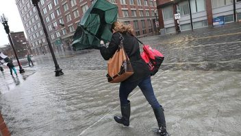 Historic Nor'easter: 100+mph Gusts, 60-70mph in DC metro, 40″ Snow for Upstate NY