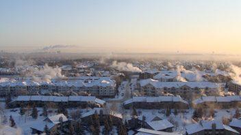 Edmonton, Alberta breaks record for consecutive days at or below zero