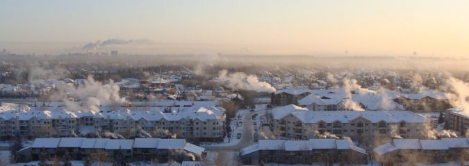 Edmonton, Alberta breaks record for consecutive days at or below zero