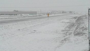 North Dakota Shivers Coldest 1st Half of April Since 1870s