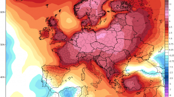 Western Europe Warms Significantly This Week But More Cool To Follow?