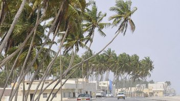 Cyclone Mekunu: 5 YEARS of rain within 3 days, 2 years in 24 hours for Salalah, Oman