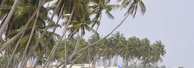 Cyclone Mekunu: 5 YEARS of rain within 3 days, 2 years in 24 hours for Salalah, Oman