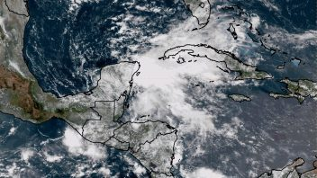 Sub-Tropical Storm Alberto becomes 5th system in last 7 years to form Prior to June 1