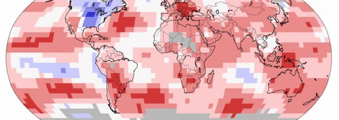 US sees warmest first half to May following coldest April since 1997