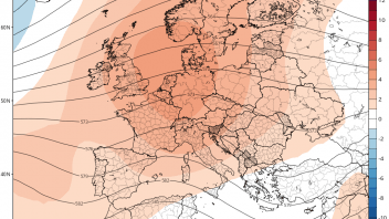 Much of Northern/Central Europe Most of UK Looking Dry, Settled Throughout May