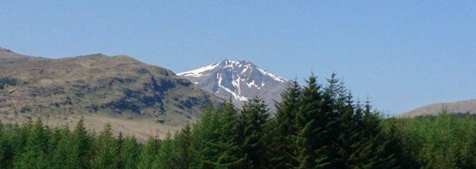 Celebrating My 40th Munro With Beautiful Ben Lui & Beinn a'Chleibh