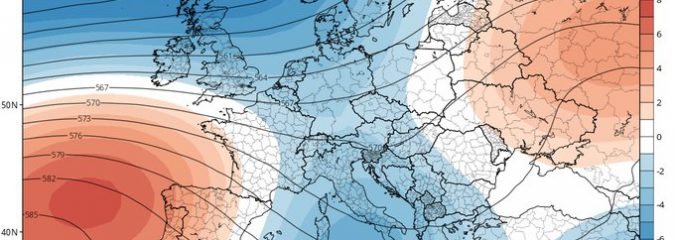 NW EUROPE: Significant pattern change on the way but is it temporary or something more long term?