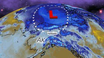 Fairbanks has coldest June temperature in 12 years