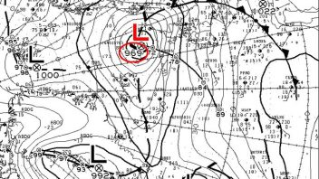 Record Stornoway Dry Spell Ends With Strongest June Wind Gust Since 1962 For Northern Ireland