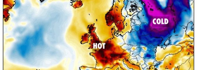 High Pressure Pattern Returns In True Heat Wave Style But Not Before Some 'Frosty Nights'